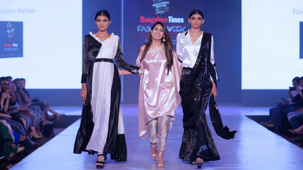 jd institute JD INSTITUTE BRINGING THE BEST VERSION OF DESIGN AT BANGALORE TIMES FASHION WEEK- WINTER FESTIVE EDIT Bangalore Time Fashion Week 2019 20