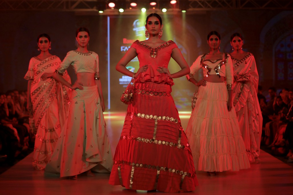 jd institute JD INSTITUTE BRINGING THE BEST VERSION OF DESIGN AT BANGALORE TIMES FASHION WEEK- WINTER FESTIVE EDIT Bangalore Time Fashion Week 2019 29