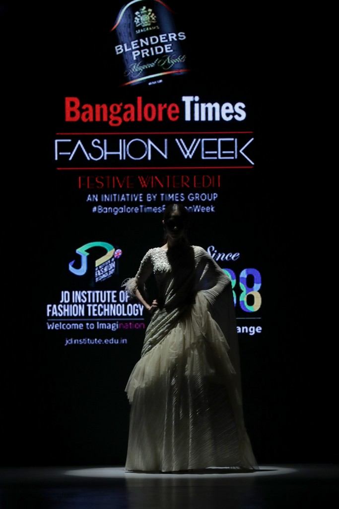 jd institute JD INSTITUTE BRINGING THE BEST VERSION OF DESIGN AT BANGALORE TIMES FASHION WEEK- WINTER FESTIVE EDIT Bangalore Time Fashion Week 2019 3