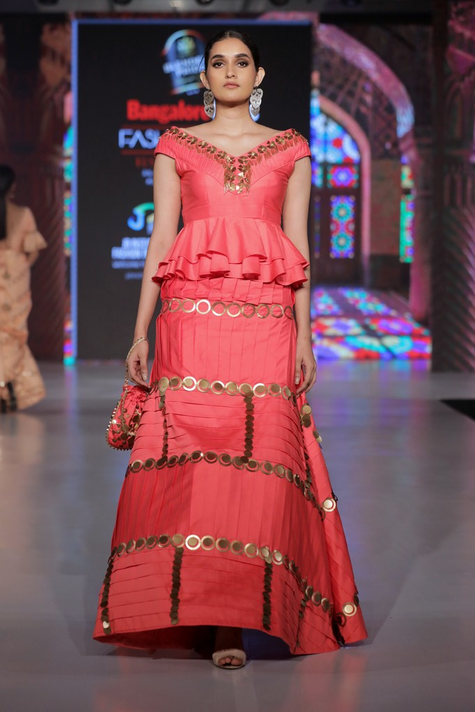 jd institute JD INSTITUTE BRINGING THE BEST VERSION OF DESIGN AT BANGALORE TIMES FASHION WEEK- WINTER FESTIVE EDIT Bangalore Time Fashion Week 2019 34