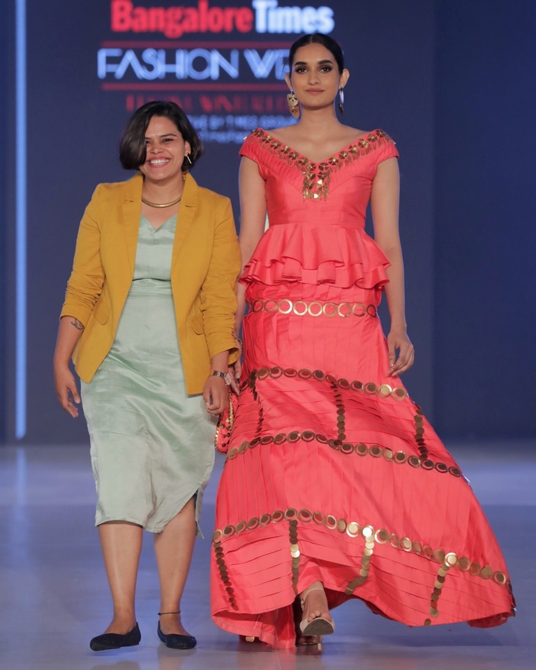 jd institute JD INSTITUTE BRINGING THE BEST VERSION OF DESIGN AT BANGALORE TIMES FASHION WEEK- WINTER FESTIVE EDIT Bangalore Time Fashion Week 2019 35