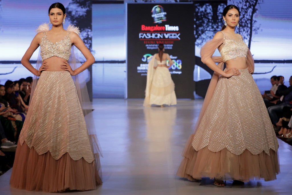 jd institute JD INSTITUTE BRINGING THE BEST VERSION OF DESIGN AT BANGALORE TIMES FASHION WEEK- WINTER FESTIVE EDIT Bangalore Time Fashion Week 2019 5