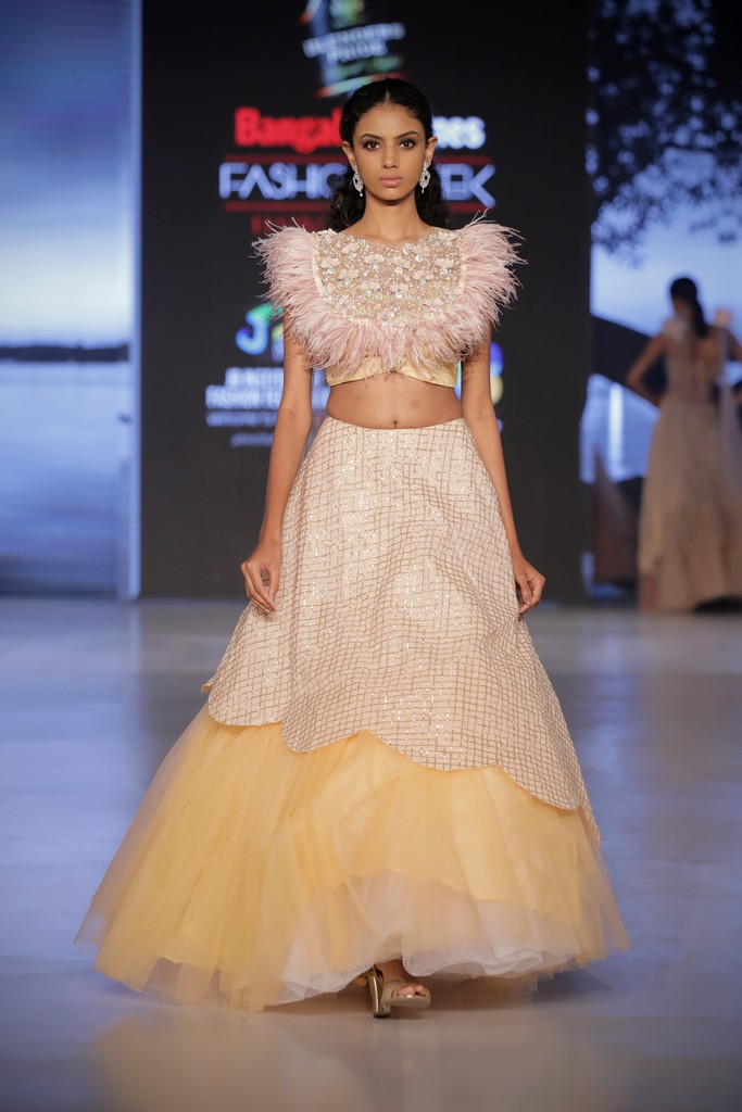 jd institute JD INSTITUTE BRINGING THE BEST VERSION OF DESIGN AT BANGALORE TIMES FASHION WEEK- WINTER FESTIVE EDIT Bangalore Time Fashion Week 2019 6
