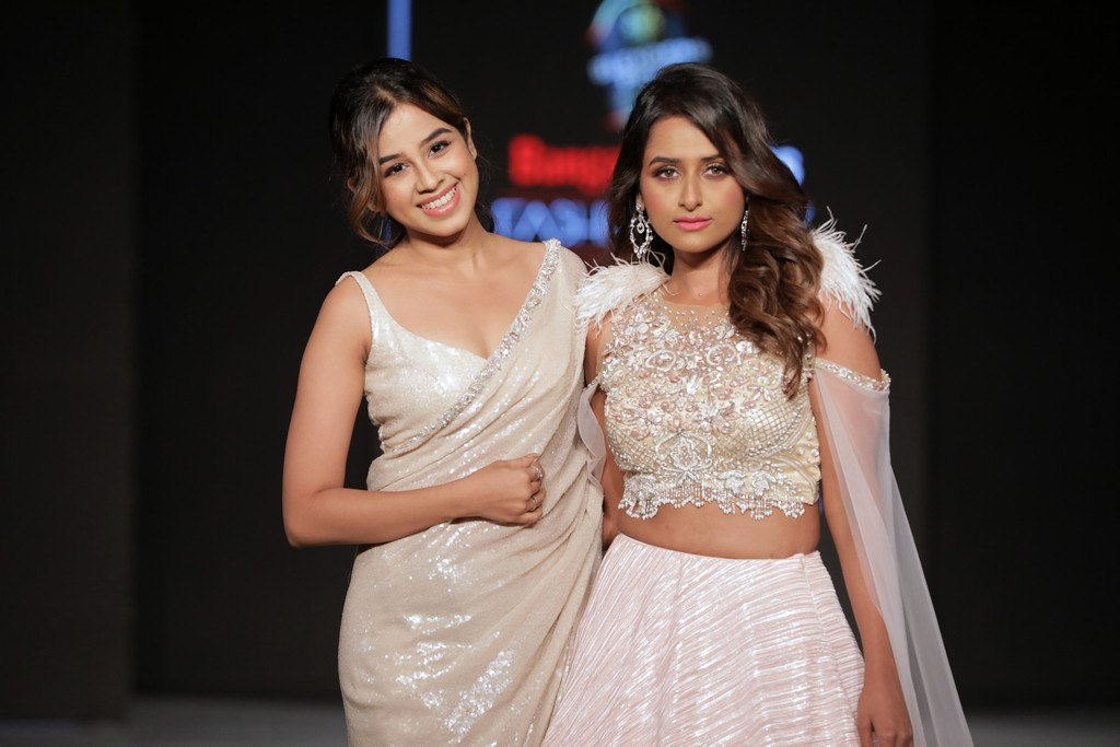 jd institute JD INSTITUTE BRINGING THE BEST VERSION OF DESIGN AT BANGALORE TIMES FASHION WEEK- WINTER FESTIVE EDIT Bangalore Time Fashion Week 2019 9
