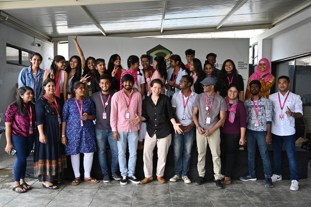 Jd Institute Bangalore Students Tutored By An International Designer