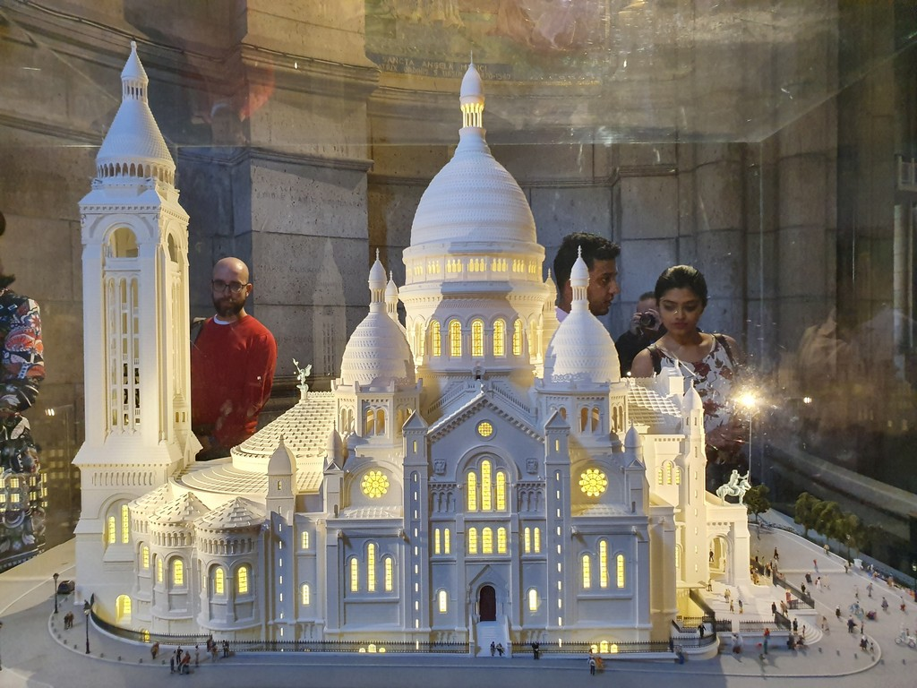 jd imagination journey JD IMAGINATION JOURNEY LONDON-PARIS September 2019 Sacred Coer Paris Miniature