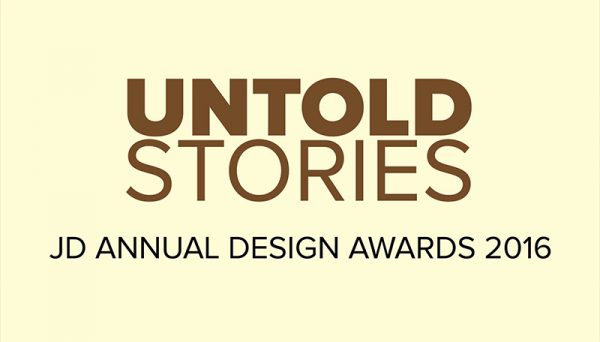 - Untold Stories 2016 fashion Show 600x342 - JD Annual Design Awards