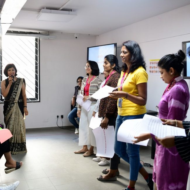 zivame ZIVAME CONDUCTS A SESSION AT JD INSTITUTE OF FASHION TECHNOLOGY, BANGALORE Cover Image 650x650