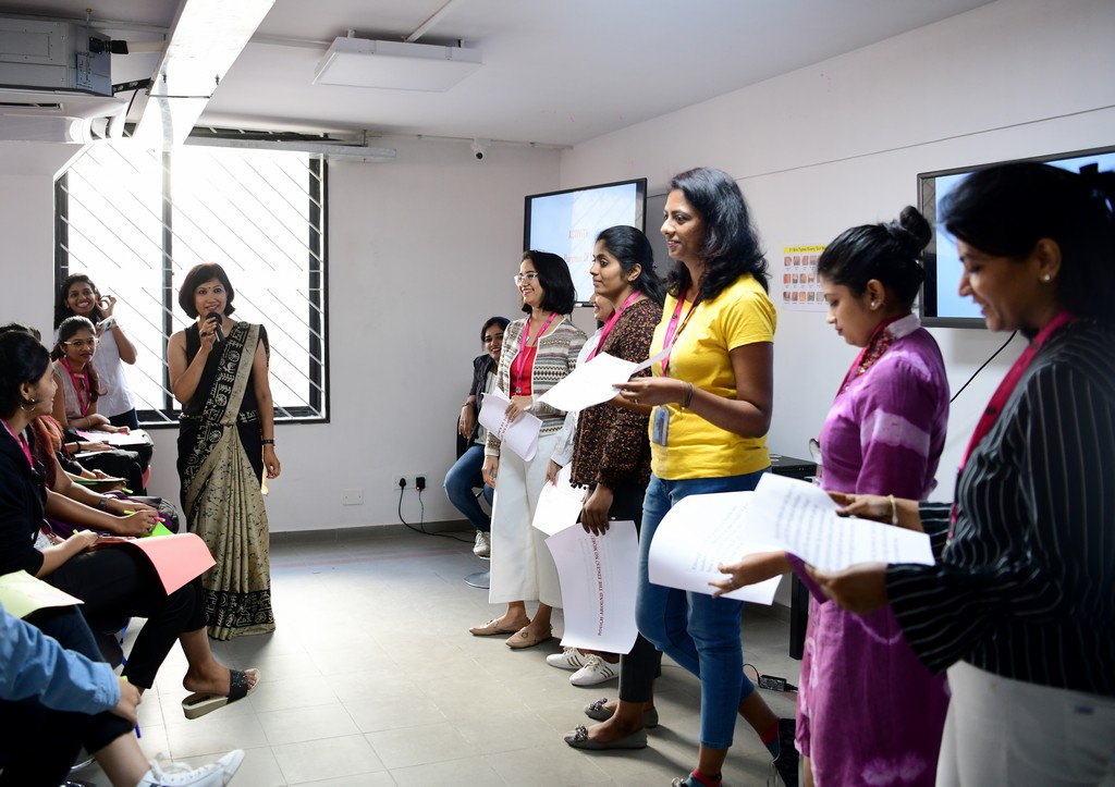 Zivame Conducts A Session At Jd Institute Of Fashion Technology Bangalore