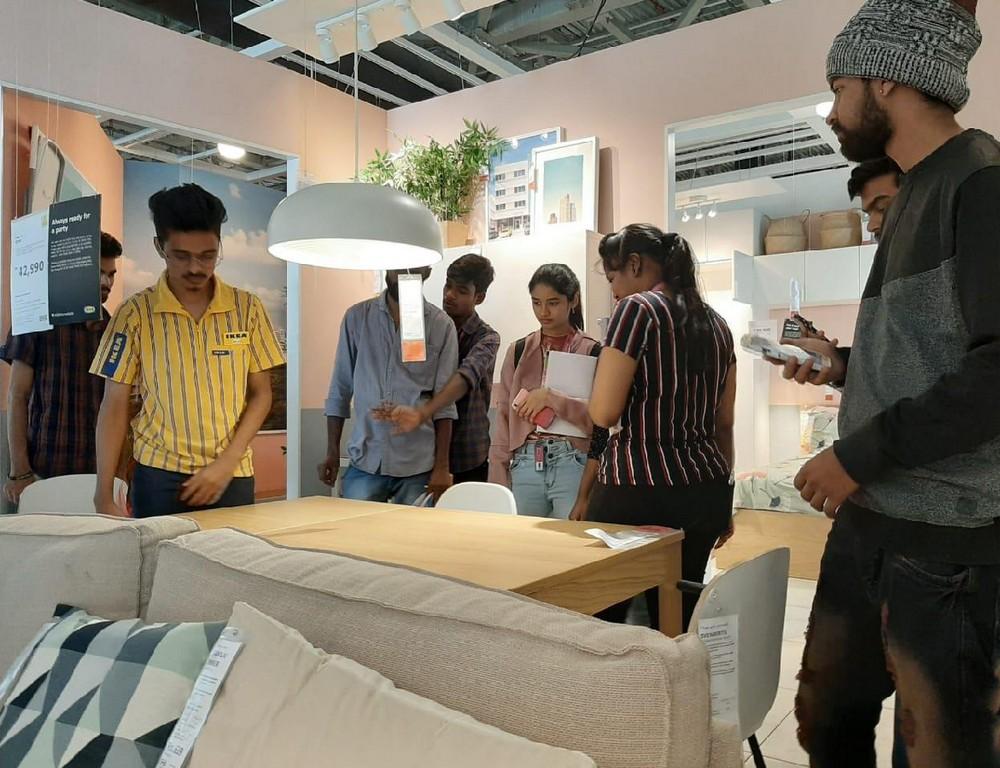 industrial visit for interior design students at ikea INDUSTRIAL VISIT FOR INTERIOR DESIGN STUDENTS AT IKEA INDUSTRIAL VISIT FOR INTERIOR DESIGN STUDENTS AT IKEA 1