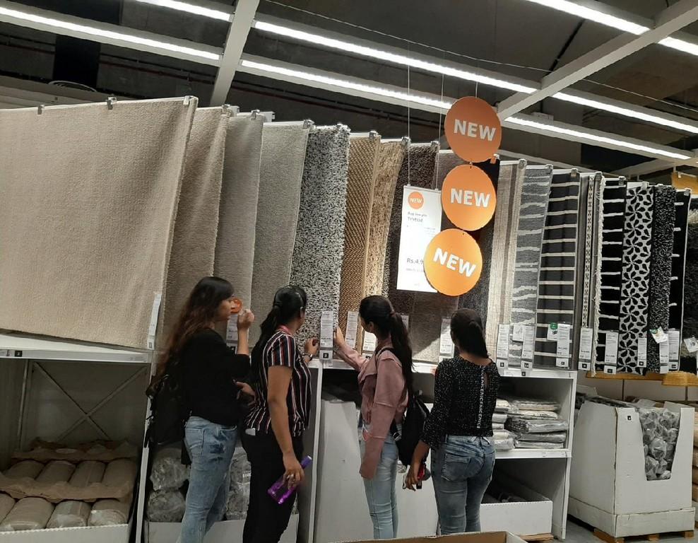 industrial visit for interior design students at ikea INDUSTRIAL VISIT FOR INTERIOR DESIGN STUDENTS AT IKEA INDUSTRIAL VISIT FOR INTERIOR DESIGN STUDENTS AT IKEA 12