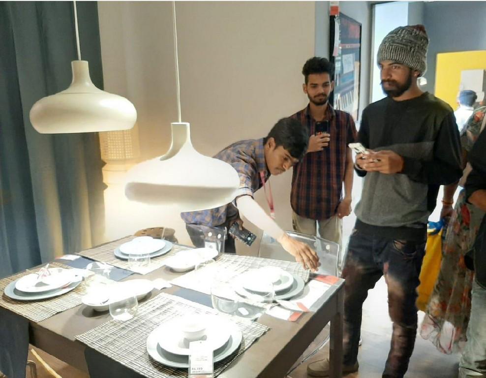 industrial visit for interior design students at ikea INDUSTRIAL VISIT FOR INTERIOR DESIGN STUDENTS AT IKEA INDUSTRIAL VISIT FOR INTERIOR DESIGN STUDENTS AT IKEA 2