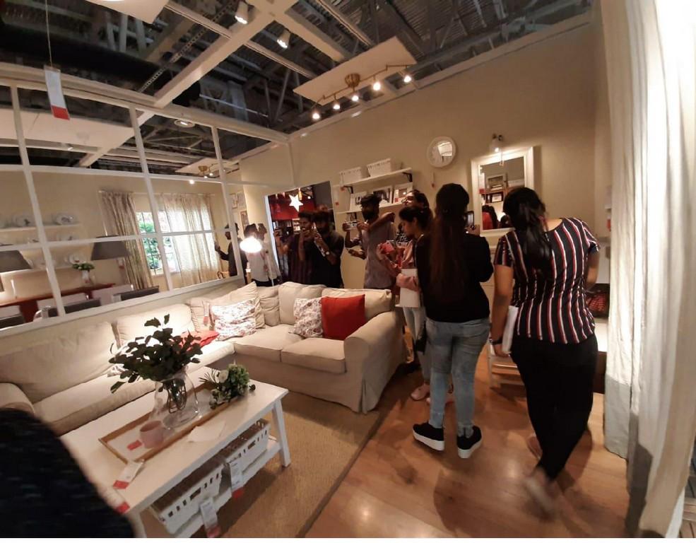 industrial visit for interior design students at ikea INDUSTRIAL VISIT FOR INTERIOR DESIGN STUDENTS AT IKEA INDUSTRIAL VISIT FOR INTERIOR DESIGN STUDENTS AT IKEA 3