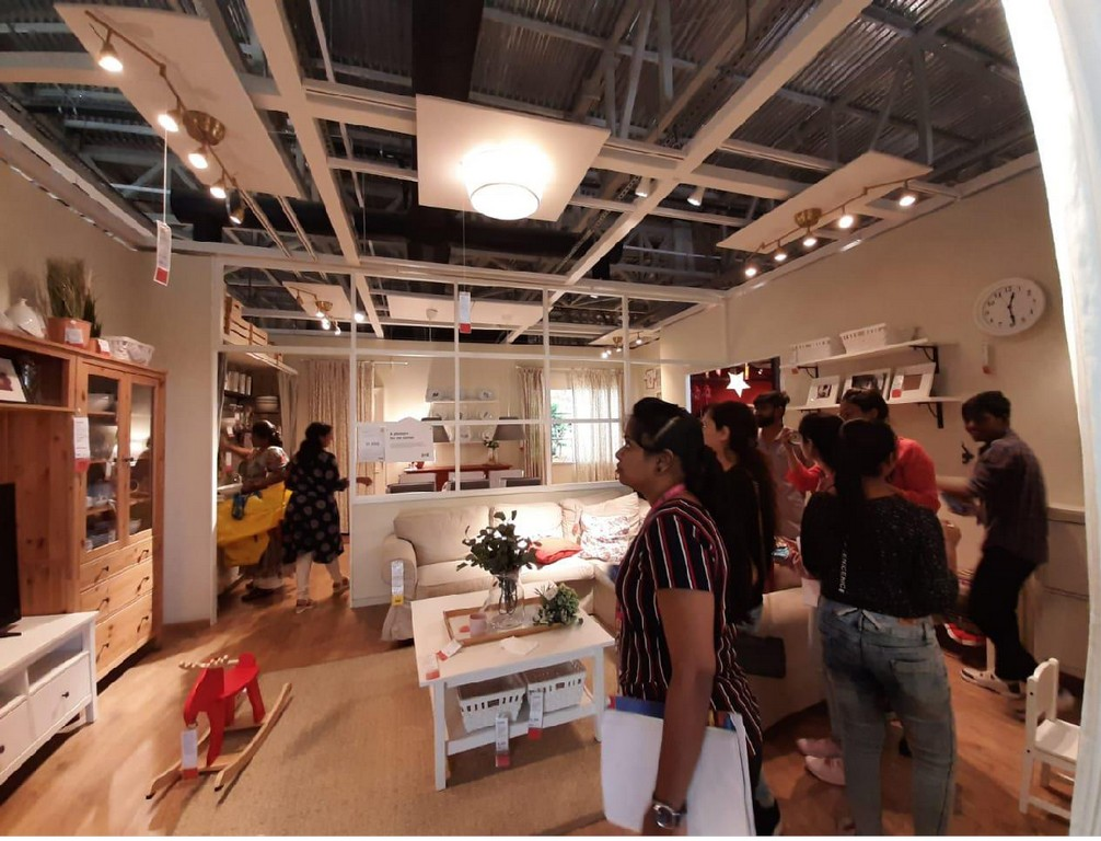 industrial visit for interior design students at ikea INDUSTRIAL VISIT FOR INTERIOR DESIGN STUDENTS AT IKEA INDUSTRIAL VISIT FOR INTERIOR DESIGN STUDENTS AT IKEA 6