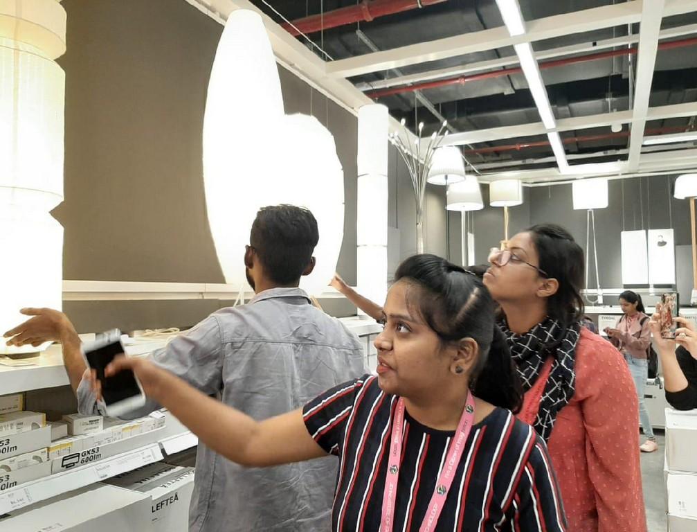 industrial visit for interior design students at ikea INDUSTRIAL VISIT FOR INTERIOR DESIGN STUDENTS AT IKEA INDUSTRIAL VISIT FOR INTERIOR DESIGN STUDENTS AT IKEA 8