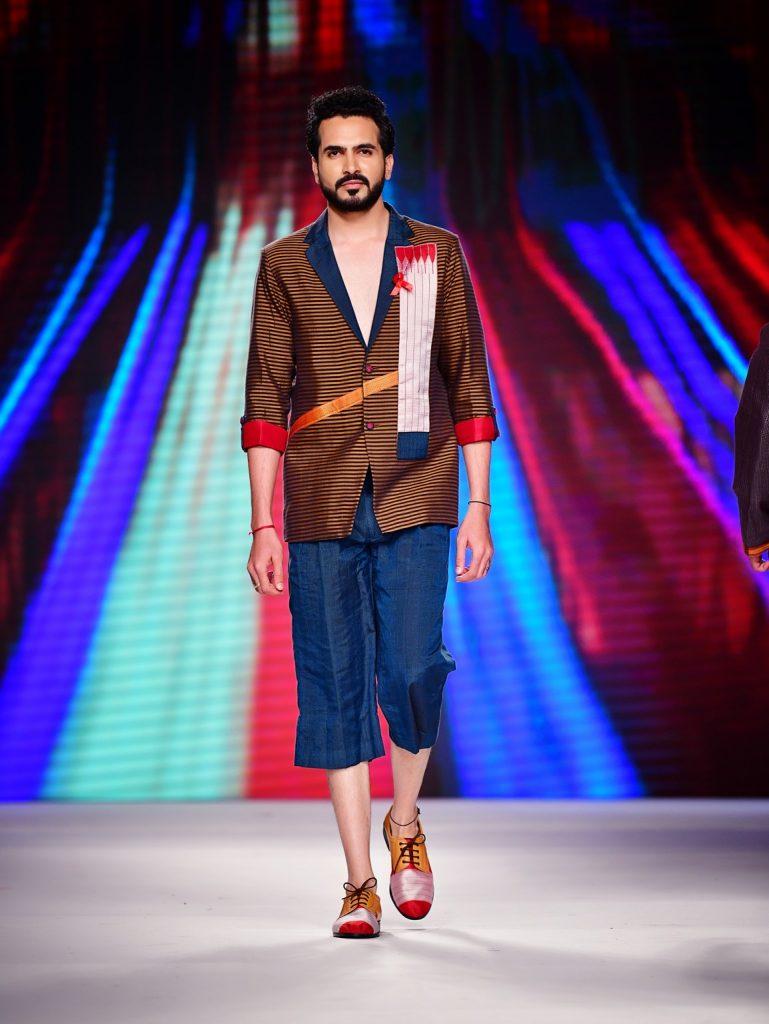 jediiians at bangalore times fashion week 2018 Jediiians at Bangalore Times Fashion Week 2018 BTFW Collection2 2 769x1024