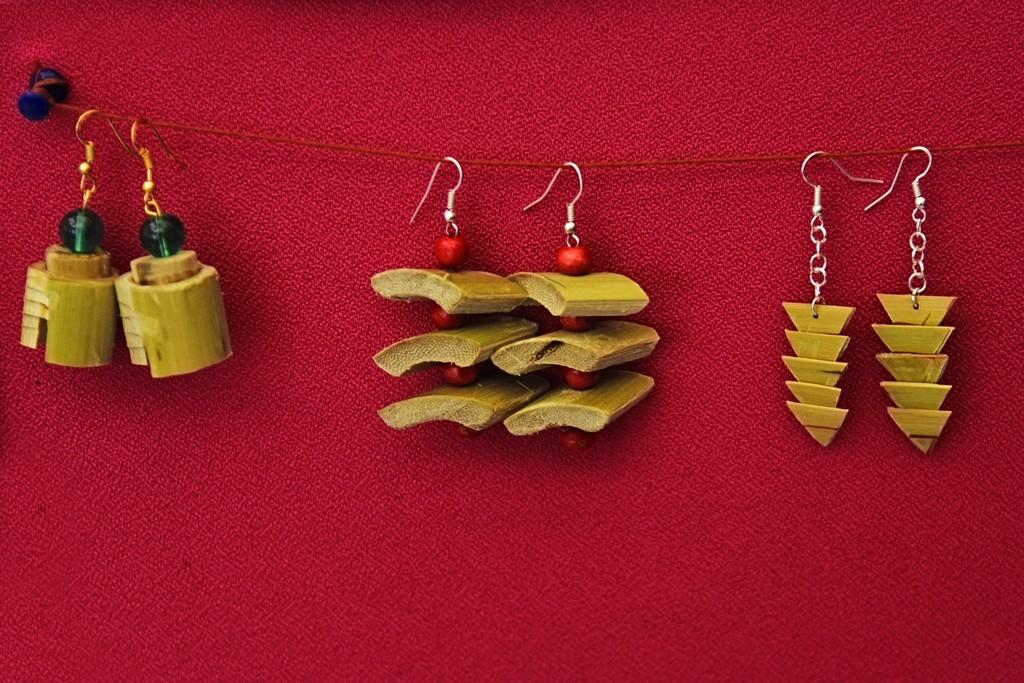 bamboo workshop - Bamboo workshop by Jigna Bhadeshiya 14 - Bamboo workshop by Jigna Bhadeshiya – Jewellery Design Department