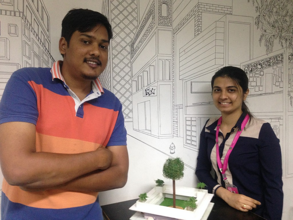 landscape model making Landscape Model Making – Advance Diploma in Interior Design Bijeta and Rahul 1