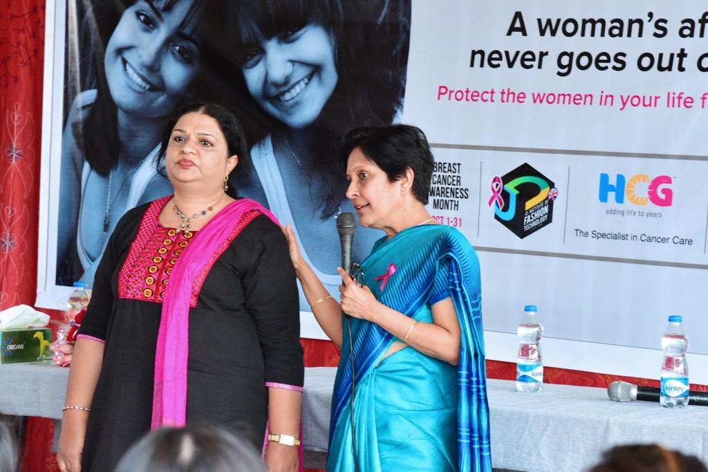 Breast Cancer Awareness Program Jd Institute