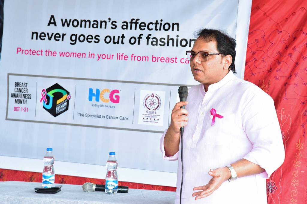 breast cancer awareness program Breast Cancer Awareness Program Breast Cancer Awareness JD Institute of Fashion Technology 19