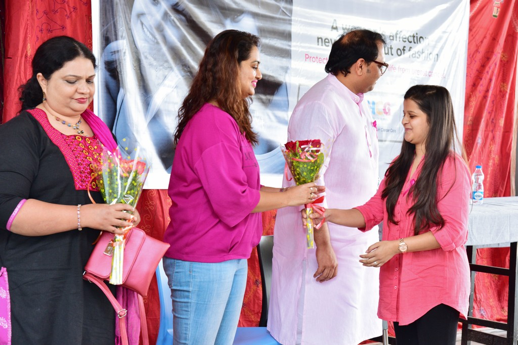 breast cancer awareness program Breast Cancer Awareness Program Breast Cancer Awareness JD Institute of Fashion Technology 4
