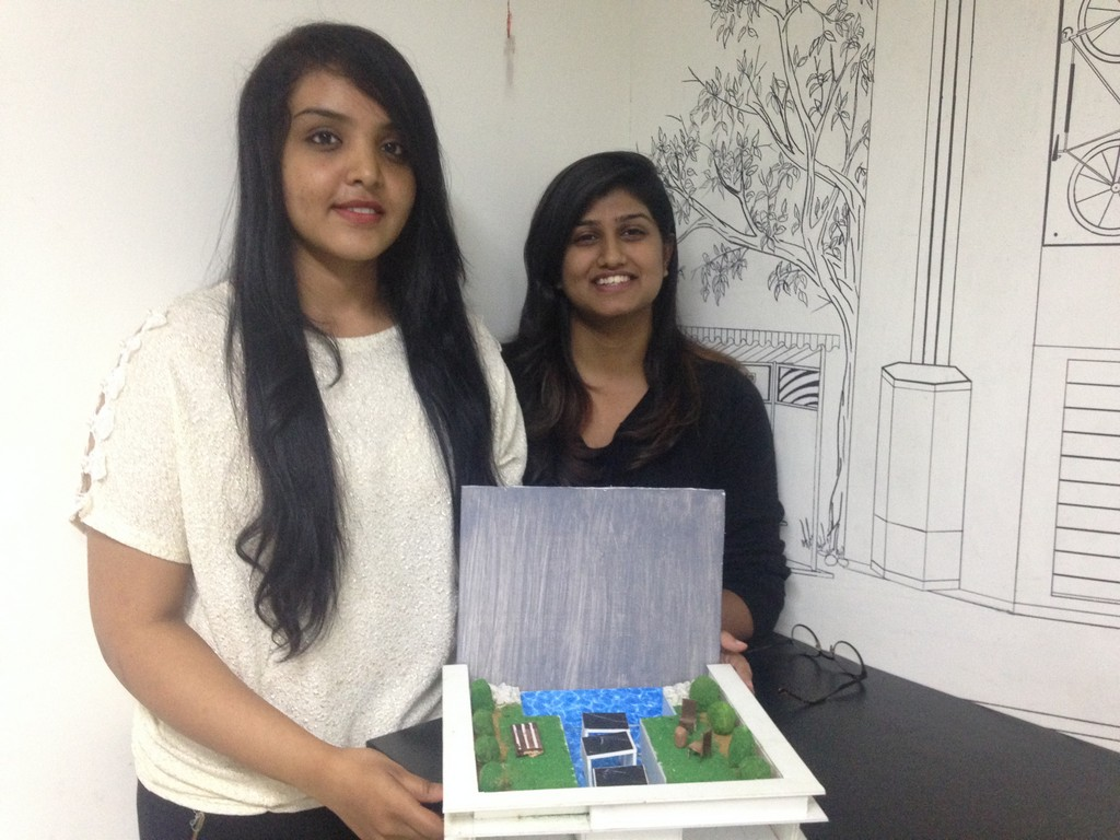 landscape model making Landscape Model Making – Advance Diploma in Interior Design Roopa Smruthi 4