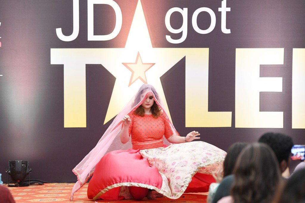 jd got talent JEDIIIANs shimmy their way through JD GOT TALENT JEDIIIANs shimmy their way through JD GOT TALENT 1