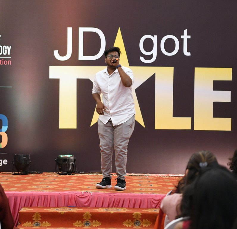 jd got talent JEDIIIANs shimmy their way through JD GOT TALENT JEDIIIANs shimmy their way through JD GOT TALENT 100