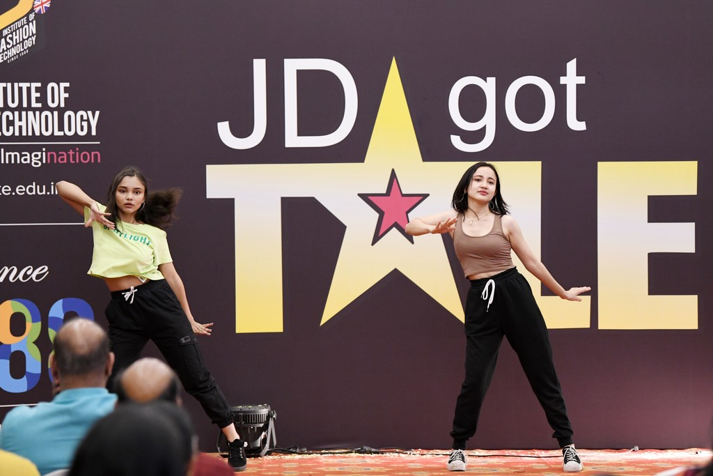jd got talent JEDIIIANs shimmy their way through JD GOT TALENT JEDIIIANs shimmy their way through JD GOT TALENT 104