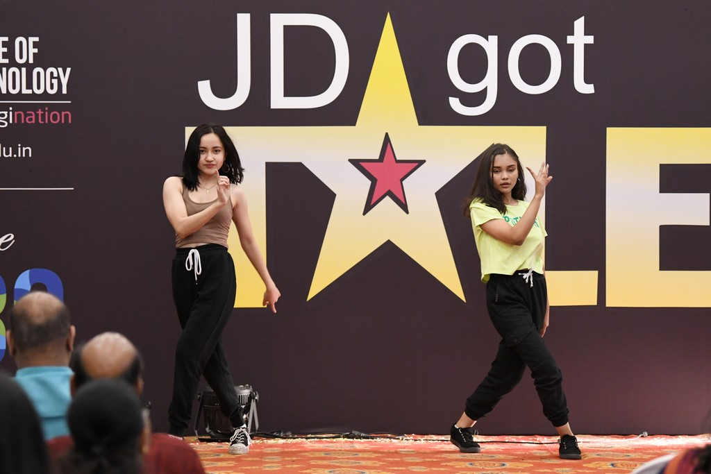 jd got talent JEDIIIANs shimmy their way through JD GOT TALENT JEDIIIANs shimmy their way through JD GOT TALENT 105