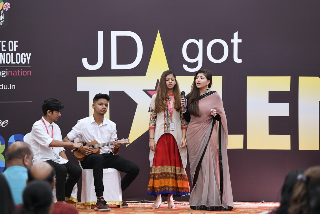jd got talent JEDIIIANs shimmy their way through JD GOT TALENT JEDIIIANs shimmy their way through JD GOT TALENT 106
