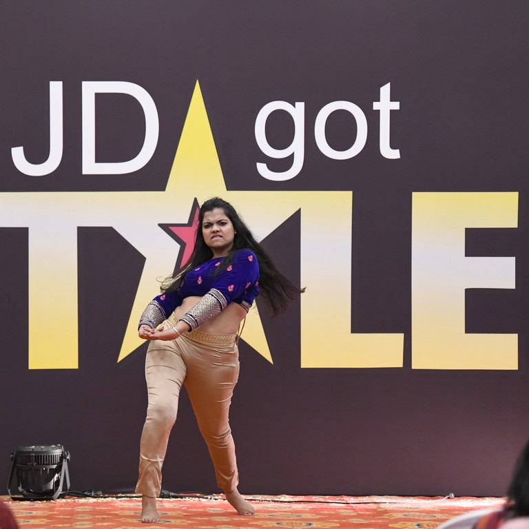 jd got talent JEDIIIANs shimmy their way through JD GOT TALENT JEDIIIANs shimmy their way through JD GOT TALENT 108