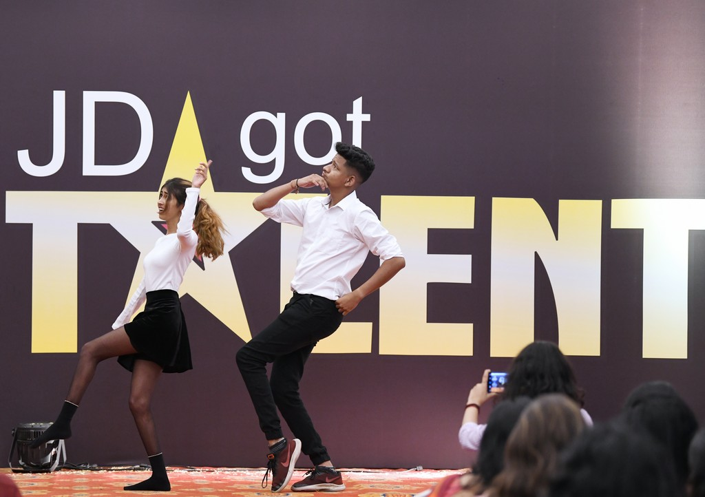 jd got talent JEDIIIANs shimmy their way through JD GOT TALENT JEDIIIANs shimmy their way through JD GOT TALENT 117