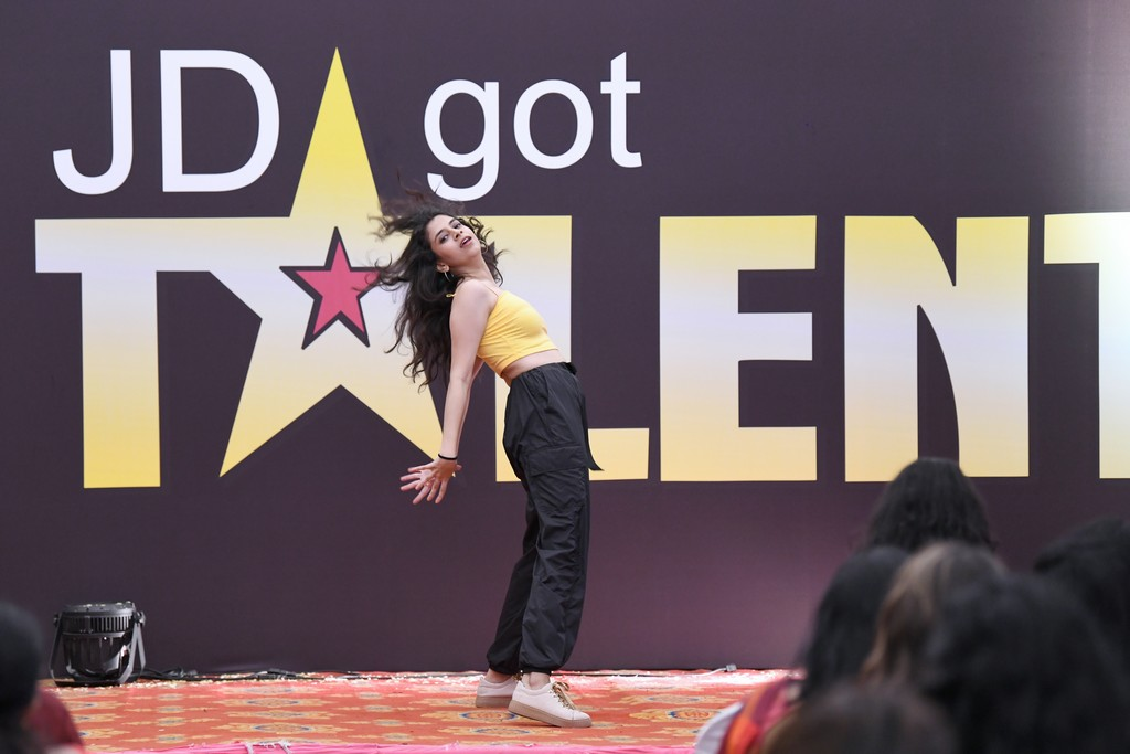 jd got talent JEDIIIANs shimmy their way through JD GOT TALENT JEDIIIANs shimmy their way through JD GOT TALENT 119