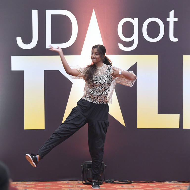 jd got talent JEDIIIANs shimmy their way through JD GOT TALENT JEDIIIANs shimmy their way through JD GOT TALENT 44