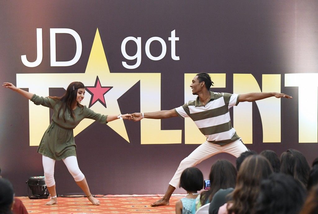 jd got talent JEDIIIANs shimmy their way through JD GOT TALENT JEDIIIANs shimmy their way through JD GOT TALENT 57