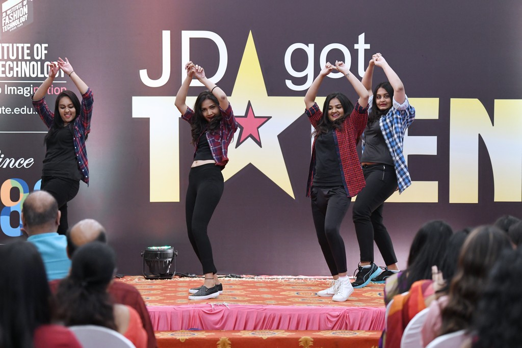 jd got talent JEDIIIANs shimmy their way through JD GOT TALENT JEDIIIANs shimmy their way through JD GOT TALENT 76