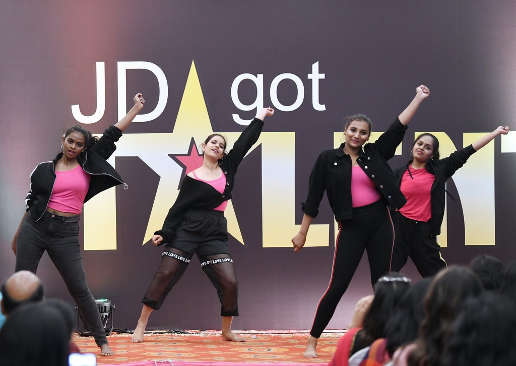 jd got talent JEDIIIANs shimmy their way through JD GOT TALENT JEDIIIANs shimmy their way through JD GOT TALENT 83