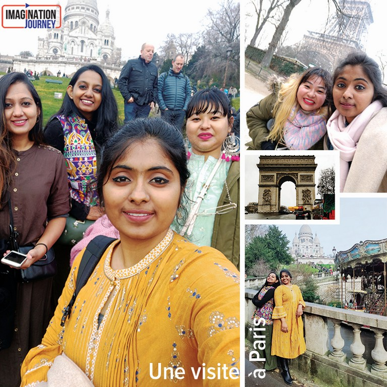 Chére Paris! We miss You Students take on their Parisian Imagination Journey imagination journey - 2 Paris - Chére Paris, we miss you! Students take on their Parisian Imagination Journey