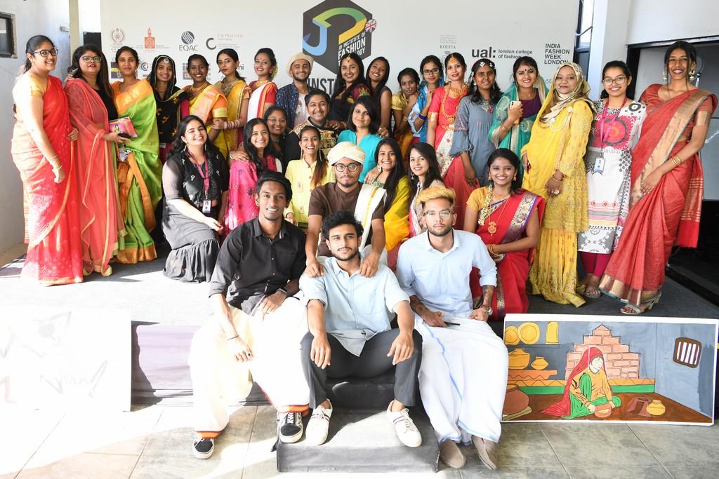 international mother language day JEDIIIans showcase the richness of India on International Mother Language Day International Mother Language Day 51