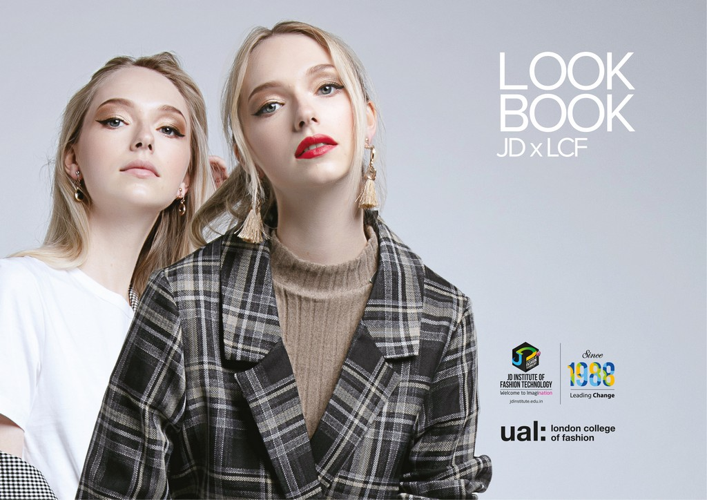 jd imagination journey The Look Book JD X LCF: Fall Release STA Look Book 03 03 2020 1