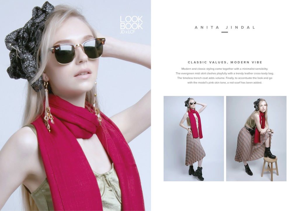 The Look Book JD X LCF: Fall Release jd imagination journey The Look Book JD X LCF: Fall Release STA Look Book 03 03 2020 2