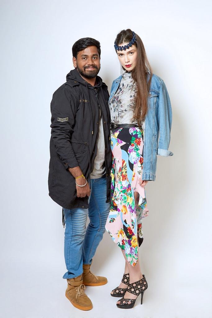 international styling project - Stylist Adithya Bhardwaj JD Institute Bangalore 2 - International Styling Project