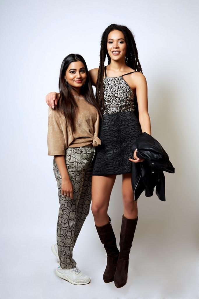 international styling project - Stylist Anisha Tharika JD Institute Bangalore 2 - International Styling Project