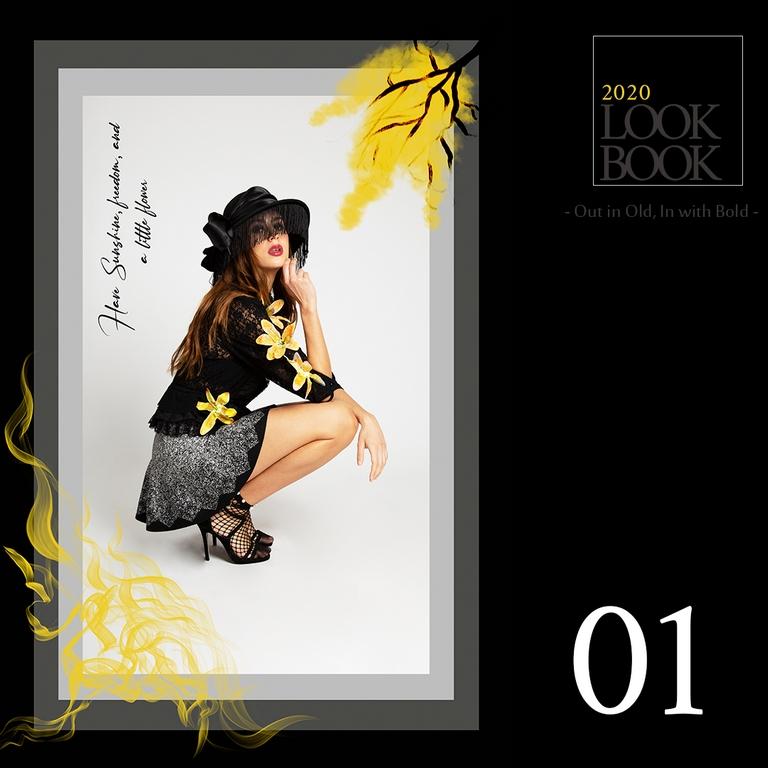 avant garde Styling Memoirs from JD X LCF: Commercial, Editorial, Avant Garde 1 VT