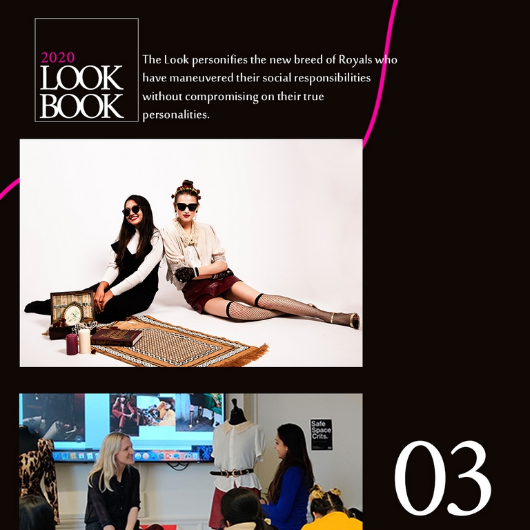 avant garde Styling Memoirs from JD X LCF: Commercial, Editorial, Avant Garde 3 Ap