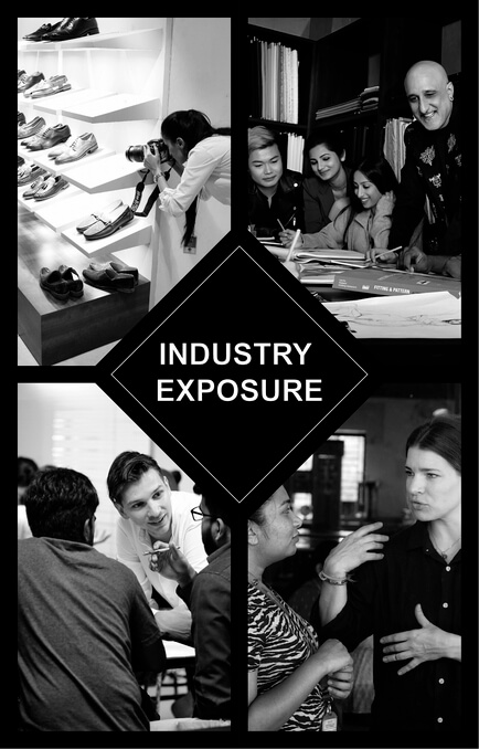 fashion designing institute Home Page Industry Exposure JD Institute