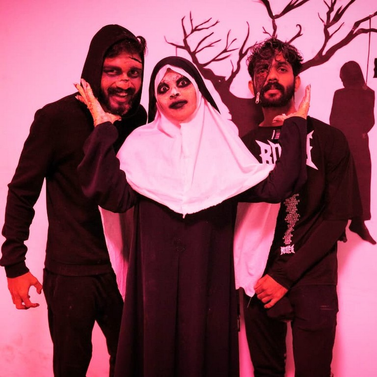 halloween JD Institute of Fashion Technology, Cochin Threw in a Spectacular Spook Fest on Halloween Day JD Institute of Fashion Technology Cochin Threw in a Spectacular Spook Fest on Halloween Day 6 1