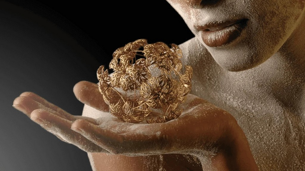 3d printing - 3D Printing Paving the Way for a Revolution in the Jewellery Industry 3 - 3D Printing Paving the Way for a Revolution in the Jewellery Industry