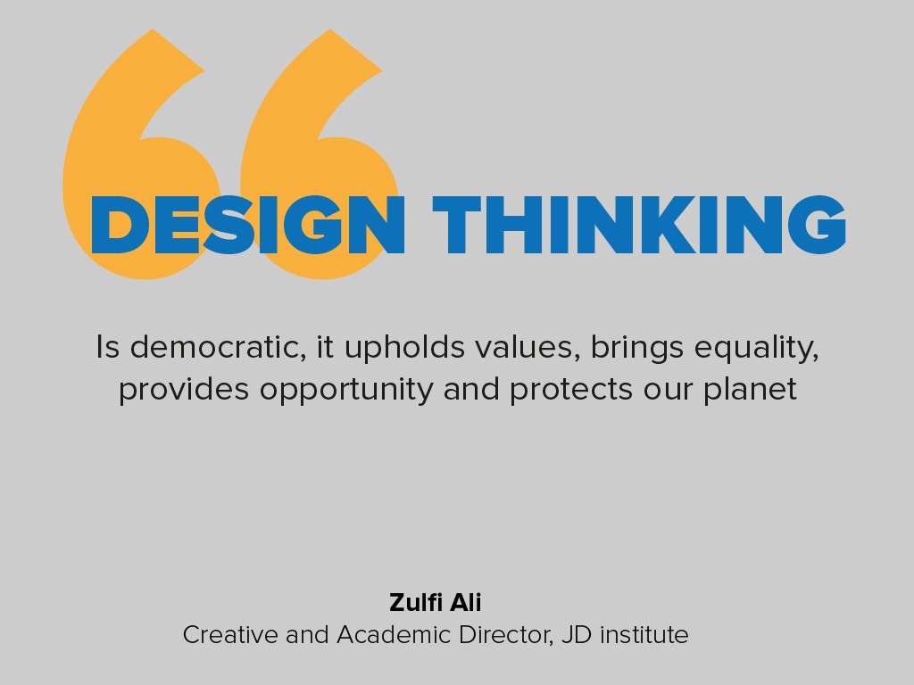 design thinking - DESIGN THINKING FOR A CONSTRUCTIVE SOLUTION BASED IDEOLOGY 5 - DESIGN THINKING FOR A CONSTRUCTIVE SOLUTION BASED IDEOLOGY